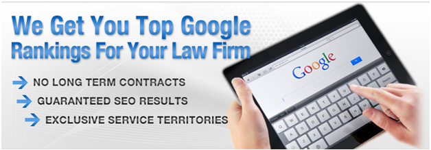 Law Firm Google Rankings